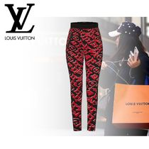 ★Louis Vuitton★Legging en jersey technique LV x UF