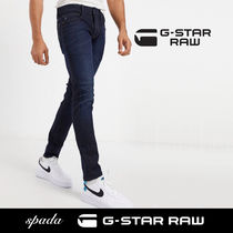 SALE【G-Star】ロゴ スキニージーンズ ダーク / 送料無料