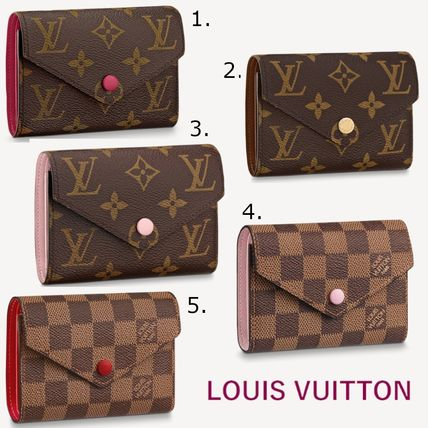Louis Vuitton 折りたたみ財布 【Louis Vuitton ルイヴィトン】春に合わせて新しくミニ財布を★
