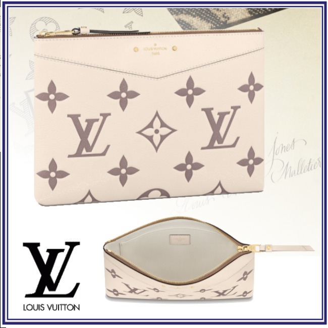 2021SS新作★ルイヴィトン★デイリーポーチ ポシェット (Louis Vuitton/ポーチ) 63883123