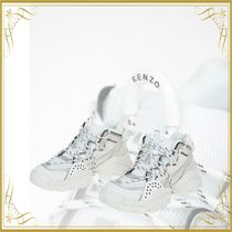☆SEAL☆Track Sneakers with Mirrored Inserts