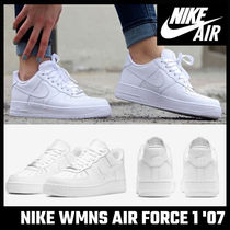 【NIKE】WMNS AIR FORCE 1 '07 エアフォース1