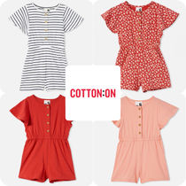 Cotton on(コットンオン) キッズワンピース・オールインワン 日本未入荷☆COTTON:ON☆2-8YEARS☆CLARE PLAYSUITS☆