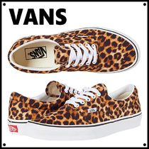 海外限定♪【Vans】Era sneakers in leopard print ヒョウ柄