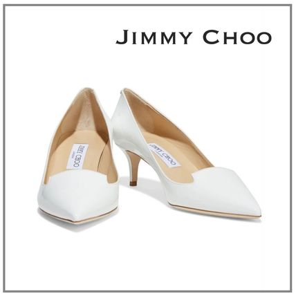 「JIMMY CHOO」Allure patent leather レザー パンプス