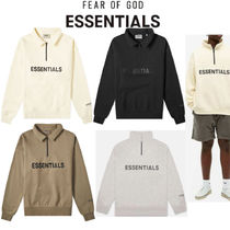 Fear Of God Essentials ハーフジップスウェット HalfZip Sweat