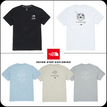 【THE NORTH FACE】★韓国大人気★CITY TRAVEL S/S R/TEE