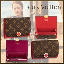 ☆Louis Vuitton☆ポルトフォイユ・フロール コンパクト