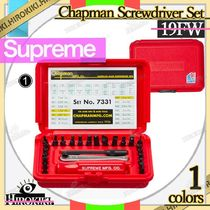 19FW/Supreme Chapman Screwdriver Set チャップマン 工具セット