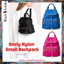 【RL】買い時★軽くて丈夫★Keely Nylon Small Backpack