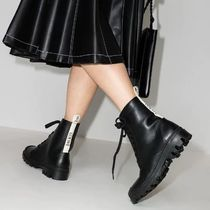 国内発送 関税込 | LOEWE lace-up leather boots