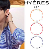 [HYERES LOR] COLOMBE d'OR 002FlYING SILVER BRACELET★男女
