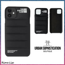 関送込★Urban Sophistication Puffer iPhone12対応 パフケース
