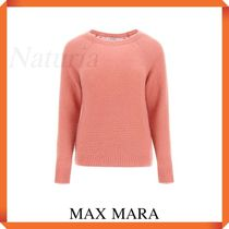 Max Mara Kiku Crew Neck Sweater