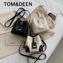 【TOM&DEEN】バケットバッグ Agathe  送料・関税込み