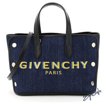 GIVENCHY BOND MINI TOTE BAG