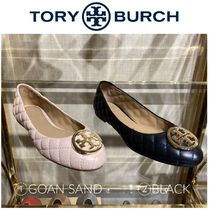【 Tory Burch 】●セール●BENTON 2 QUILTED BALLET