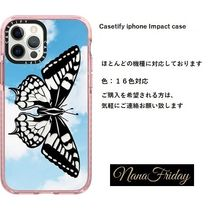 Casetify iphone Impact case♪BUTTERFLY SKY♪