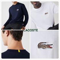 【LACOSTE × National Geographic】コラボ☆コットンTシャツ