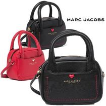 バレンタイン限定品 MARC JACOBS Empire City Top Handle Mini