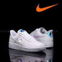 "国内発【NIKE】AIR FORCE 1 '07 LV8 ""IRIDESCENT PIXEL"""
