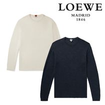 「LOEWE」Knitted Sweater ロエベ ニットセーター