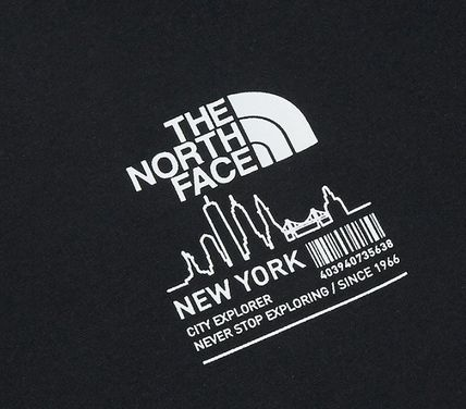 THE NORTH FACE Tシャツ・カットソー ★人気★【THE NORTH FACE】★CITY TRAVEL S/S R/TE.E★(15)