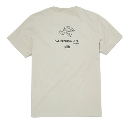 THE NORTH FACE Tシャツ・カットソー ★人気★【THE NORTH FACE】★CITY TRAVEL S/S R/TE.E★(18)