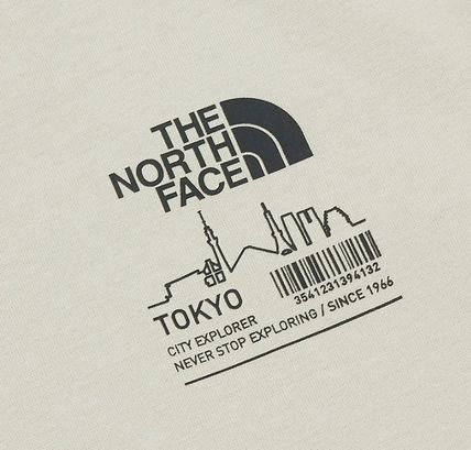 THE NORTH FACE Tシャツ・カットソー ★人気★【THE NORTH FACE】★CITY TRAVEL S/S R/TE.E★(19)