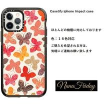 Casetify iphone Impact case♪BUTTERFLY PICNIC - CUTE...♪