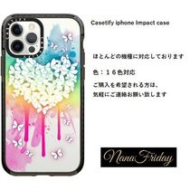 Casetify iphone Impact case♪Butterfly Heart♪