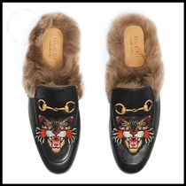 *GUCCI*Princetown Cat Slippers 関税/送料込