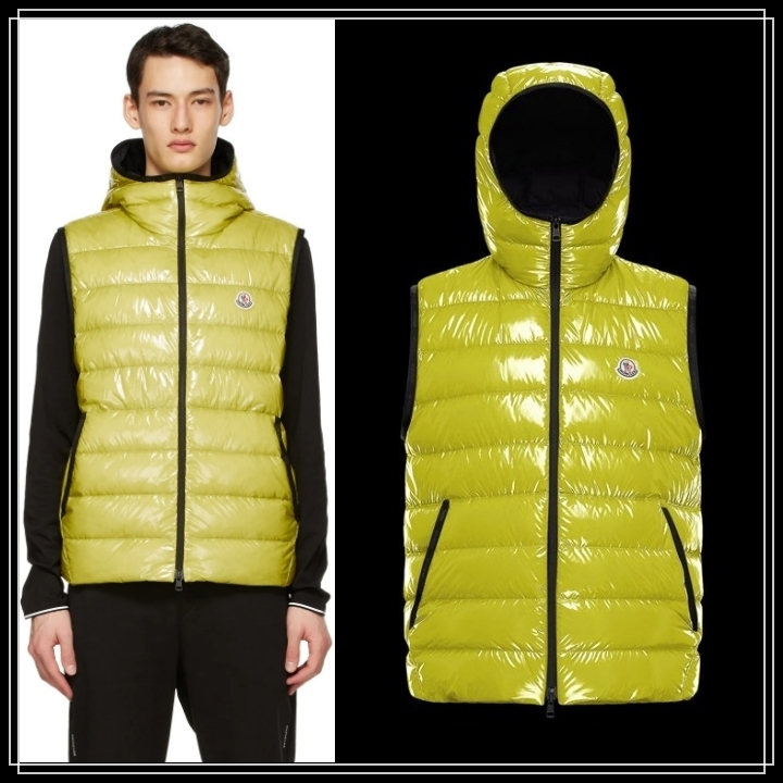 ★【MONCLER(モンクレール)】メンズ★ LAPPE ★ダウンベスト♪ (MONCLER/ダウンベスト) 0911A52M0053A5T14B