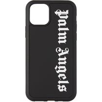 Black Stencil Logo iPhone 11 Pro Case
