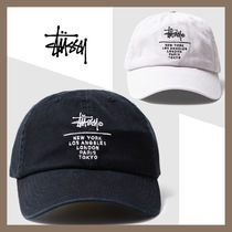 [STUSSY]♦Stack Low Proキャップ(2色)