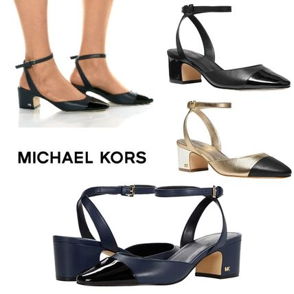 Michael Kors★大人気!Brie Closed Toe パンプス♪