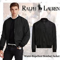 NEW!!【Polo Ralph Lauren】Water-Repellent Bomber Jacket