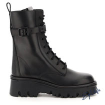 COMBAT CAMPSITE LEATHER BOOTS