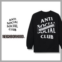 Anti Social Social Club x Neighborhood AW05 Tシャツ ブラック