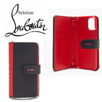 Christian Louboutin☆Loubiflap Chain Case iphone 11 Pro☆