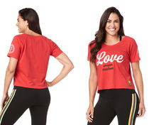 ZUMBA Everywhere Top (Viva La Red)