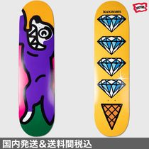 【ICECREAM】SKATEBOARD DECK スケボー板