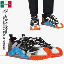 Dolce & Gabbana NS1 sneakers in a mix of materials