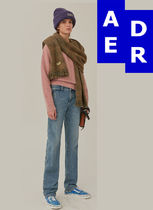 ADER ERROR Torn patch jeans アーダーエラー ジーンズ