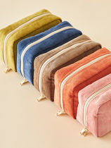 ithinkso(アイシンクソー) ポーチ ithinkso☆DAY MAKE-UP POUCH _ CORDUROY☆