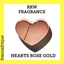 KKW FRAGRANCE☆HEARTS ROSE GOLD☆オードトワレ☆30ml