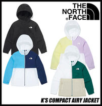 【THE NORTH FACE】21SS ★ K'S COMPACT AIRY JACKET