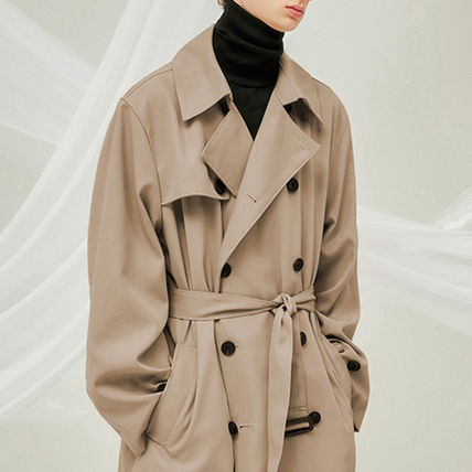 FLARE UP トレンチコート ★FLARE UP★送料込み★正規品★韓国★大人気★over trench coat(6)