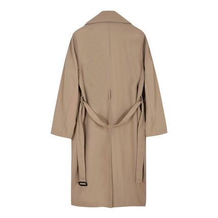 FLARE UP トレンチコート ★FLARE UP★送料込み★正規品★韓国★大人気★over trench coat(10)