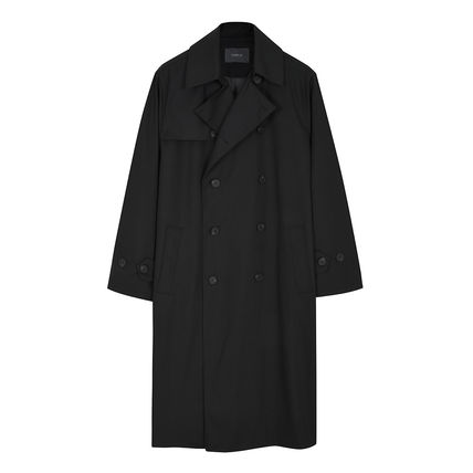 FLARE UP トレンチコート ★FLARE UP★送料込み★正規品★韓国★大人気★over trench coat(19)